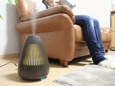 Домашний увлажнитель воздуха