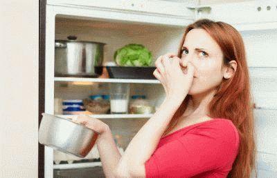Утилизируйте испорченные продукты