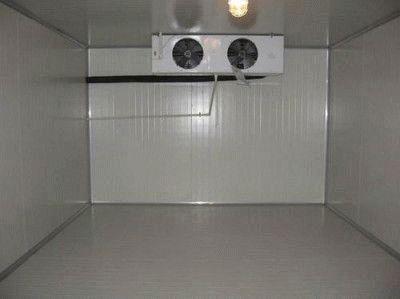 Холодильное помещение