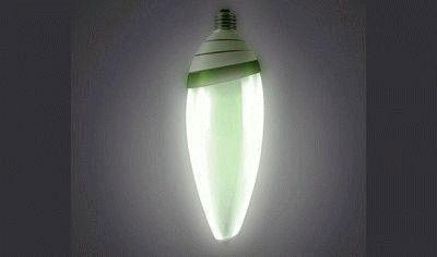 Биолюминесцентная лампа