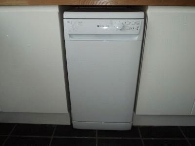 Посудомоечная машина узкая отдельностоящая BEKO DSFS 6530 B