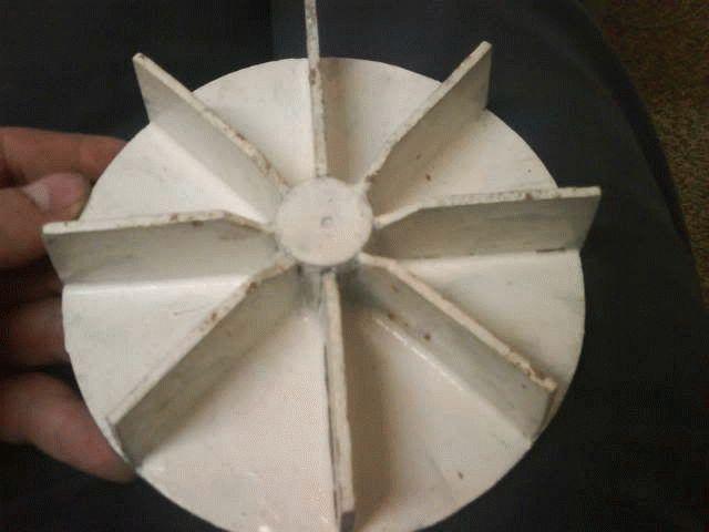 Изготовление импеллера своими руками 60
