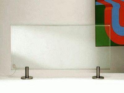 Панельный обогреватель инфракрасного типа