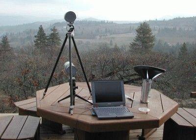 Настройка самодельной баночной антенны