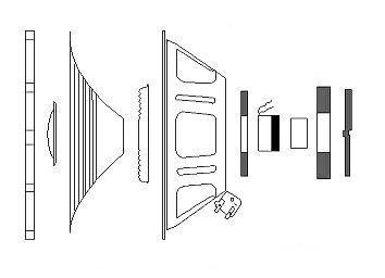 Устройство акустической системы
