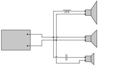 Пассивные фильтры акустической системы