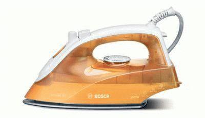 Яркий утюг Bosch