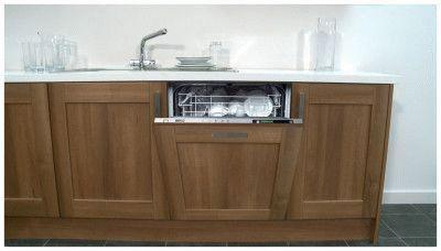 Размеры встраиваемой посудомоечной машины: выбираем технику исходя из её габаритов