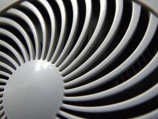 Защитная решетка вентилятора