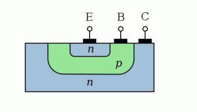 Транзистор биполярный