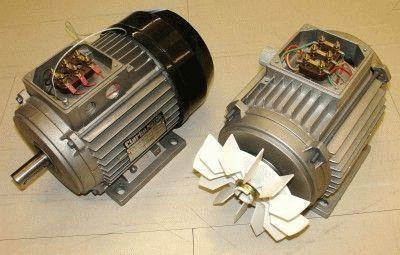 Асинхронные двигатели