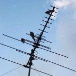 Дециметровая антенна своими руками