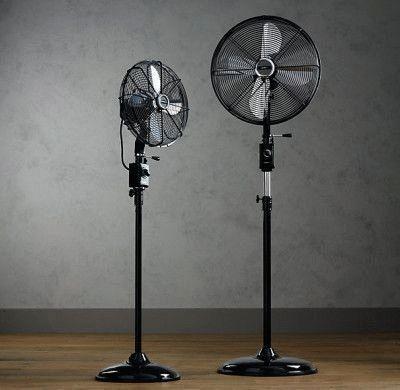 Бытовые напольные вентиляторы