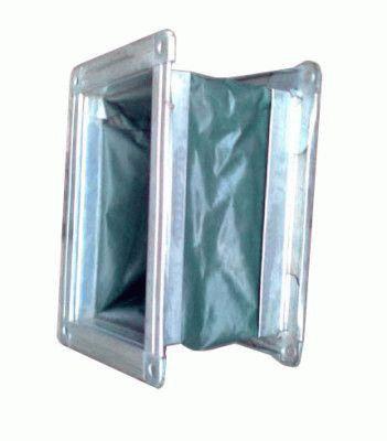Гибкие вставки для вентилятора: имеющиеся виды и конструкция