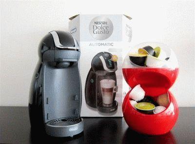 Капсульная кофеварка и капсулы