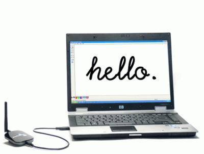 Работа с ноутбуком
