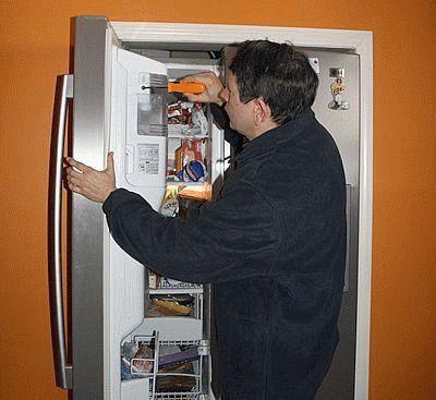 Настройка холодильника
