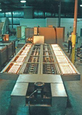 Промышленный ИК-обогреватель