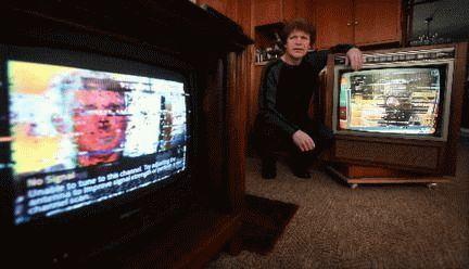 цифровое телевидение плохо ловит