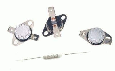 Аварийные термостаты KSD 301 и термопредохранитель