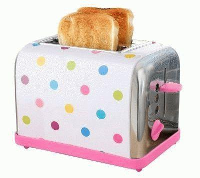 Яркий стиль тостера
