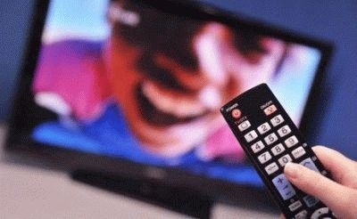 Телевизора работает!