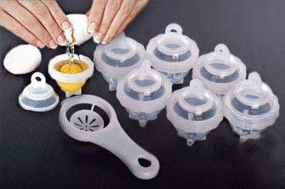 Набор для варки яиц без скорлупы