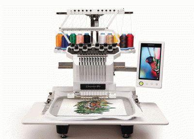 Вышивальная машина промышленного типа