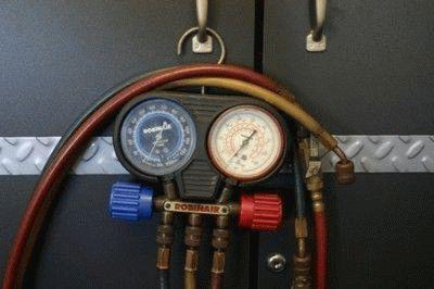 Инструмент для заправки фреона