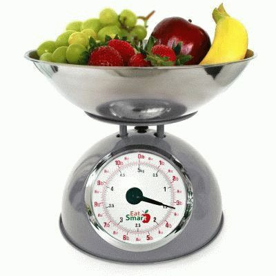 Классические весы для кухни