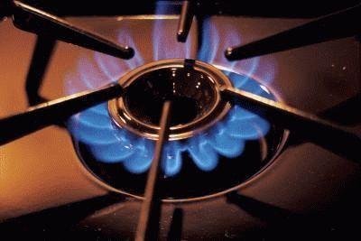 Работающая горелка от электроподжига