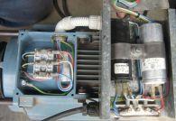 Подключение трёхфазного двигателя к однофазной сети