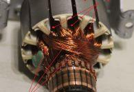 Устройство коллекторного электродвигателя