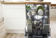 Конденсационная сушка в посудомоечной машине