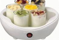 Как сделать сделать йогурт в йогуртнице
