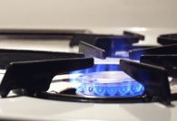 Газовая плита для баллонного газа