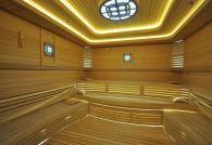 Как сделать освещение в бане или сауне