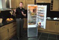 Размеры встроенных холодильников