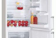 Обзор двухкамерного двухкомпрессионного холодильника Атлант
