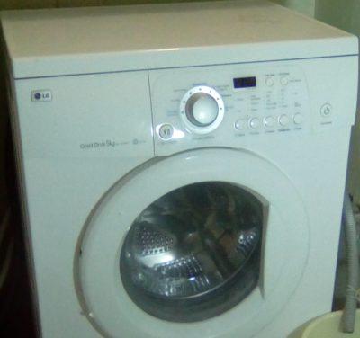 Стиральная машина LG WD 10120 ND