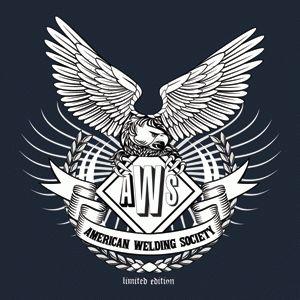 Логотип Американского общества сварщиков