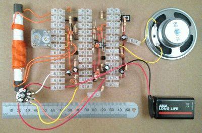 Каскад на транзисторах