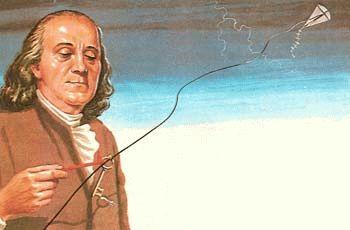 Опыты Б.Франклина
