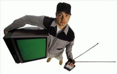 Ремонт лампового телевизора