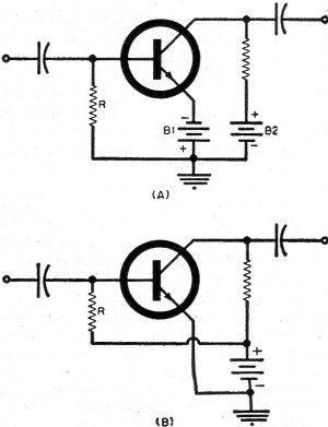 Выбор рабочей точки транзистора