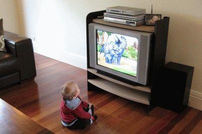 Излучение телевизора на человека