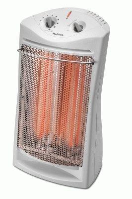 Тепло в доме с помощью кварцевого обогревателя