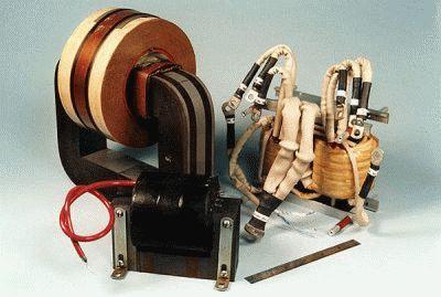 Элементарный трансформатор
