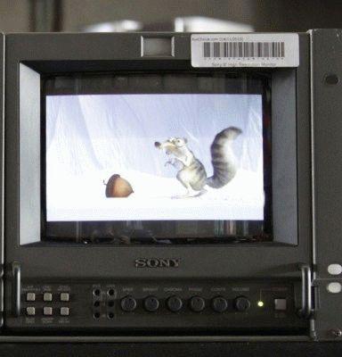Кинескопный телевизор из Китая