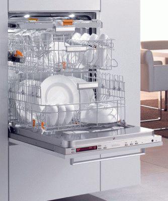 Купленная посудомоечная машина